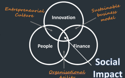 Three things we learnt… about building INVESTABLE social businesses